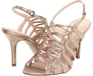 Elie Tahari Brinley (Champagne) - Footwear