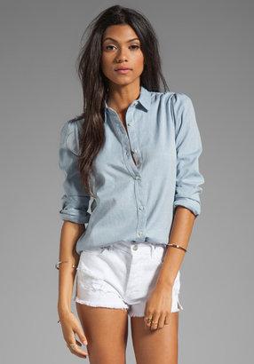 Joe's Jeans Dandy Woven Twill Button Down Shirt