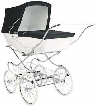 Silver Cross Kensington Pram, White