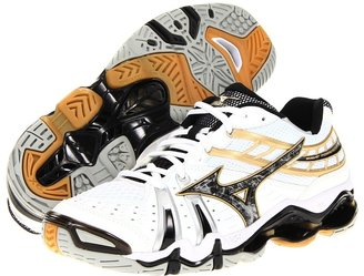 Mizuno Wave Tornado 7 (White/Black) - Footwear