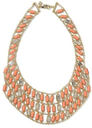 Banana Republic Milly Collection Bib Necklace