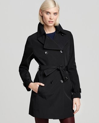 Calvin Klein Belted Trench