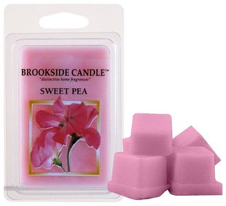 Sweet Pea Brookside candle 6-pk. soy wax melts