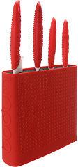 Bodum Bistro Ceramic Knife Block Set
