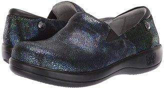 Alegria Keli Professional (Black Emboss Paisley) Women's Shoes