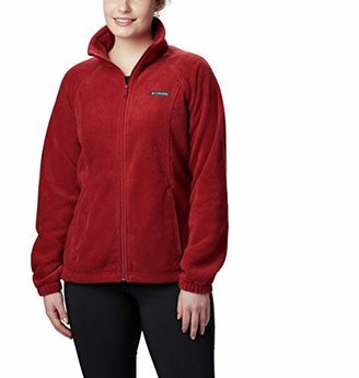 Columbia Women's Benton Springs Full Zip Jacket