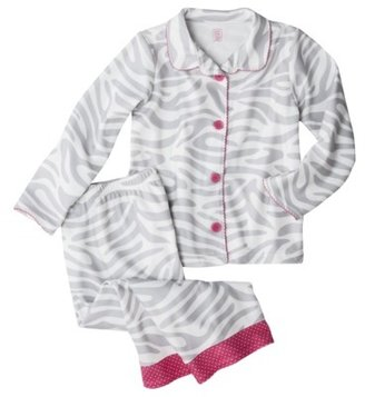 Carter's Just One You® by Infant Toddler Girls' Animal Print Pajama Set