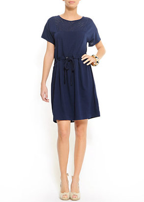 MANGO Wais string dress