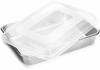 "Nordicware 9"" x 13"" Covered Cake Pan"