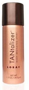 LORAC TANtalizer Body Bronzing Mini Spray $15 thestylecure.com