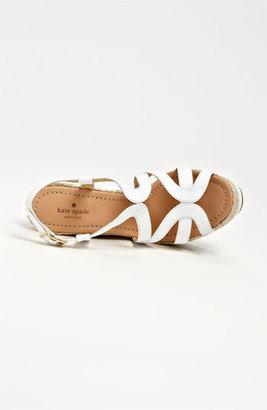 Kate Spade 'liv' Wedge Sandal