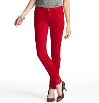 LOFT Petite Color Pop Modern Skinny Jeans