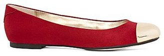JCPenney Worthington® Meredith Cap-Toe Flats