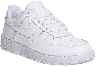 Nike Force 1 Youth White