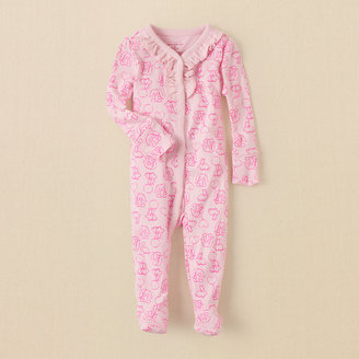 Children's Place Bunny coveralls