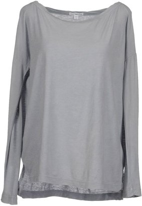 James Perse Long sleeve t-shirts
