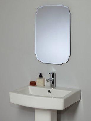 John Lewis & Partners Vintage Bathroom Wall Mirror