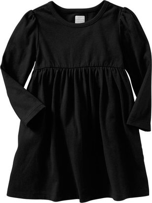 Old Navy Jersey Long-Sleeve Dresses for Baby