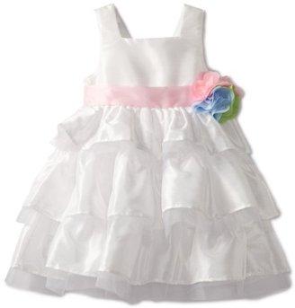 Mud Pie Girls 2-6x Tiered Dress