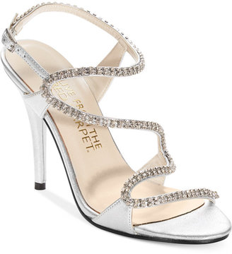 Red Carpet E! Live from the Wallis Evening Sandals