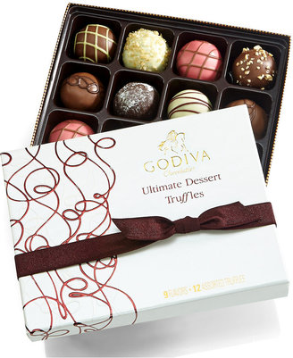 Godiva Chocolatier, 12-Pc. Ultimate Dessert Truffles