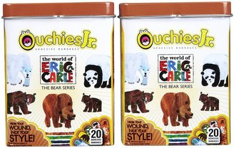 Safety First Ouchies Jr. Bandages Eric Carle The Bear Series - 40 ct