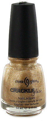 China Glaze Tarnished Gold Metal Crackle