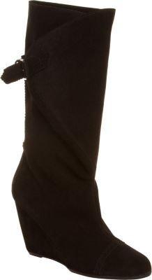 Balenciaga High Wedge Boot
