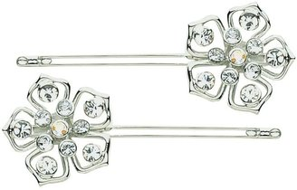 Sally Beauty DCNL Hair Accessories DCNL Fleur Slides With Crystals