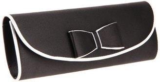Magid 99136 Clutch,Black/White,One Size