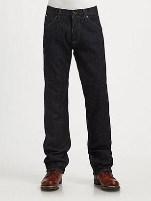 Hudson Harper Straight-Leg Jeans