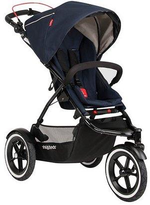 Phil & Teds Navigator Stroller - Graphite