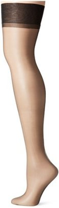 Berkshire Trend Ultra Sheer Back Seam Stockings - Sandalfoot