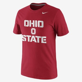 Nike Practice Cotton (Ohio State) Men's T-Shirt