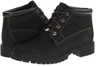 Timberland Nellie Premium (Black Nubuck) - Footwear