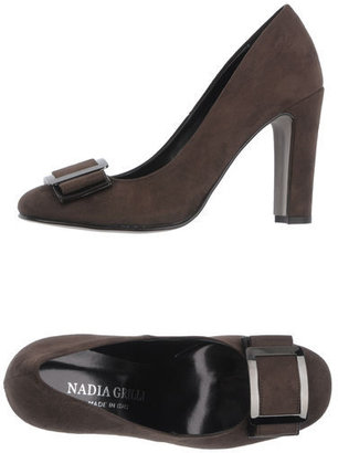 Nadia Grilli Closed-toe slip-ons