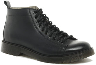 Asos Monkey Boot in Leather