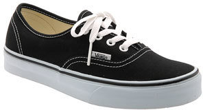 Vans 'Authentic' Sneaker $49.95 thestylecure.com