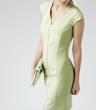 Reiss Rimini TAILORED DRESS