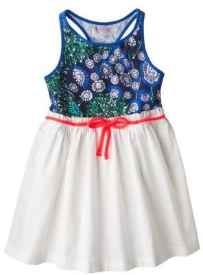 Osh Kosh Genuine Kids from OshKosh Infant Toddler Girls' Sleeveless Woven Dress - Oxford Blue