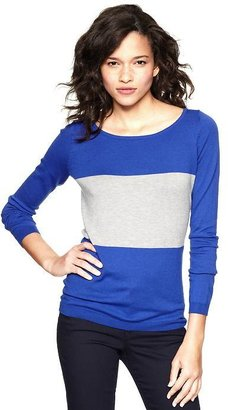 Gap Colorblock stripe sweater