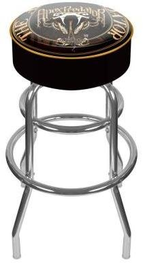 WWE Trademark The Rock Padded Swivel Bar Stool I
