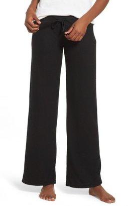Women's Make + Model Best Boyfriend Brushed Hacci Lounge Pants $45 thestylecure.com