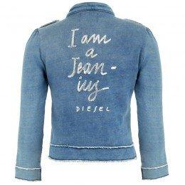 Diesel I am Jean-ius Military Jacket