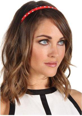 Jane Tran Polk-A-Dot Headband - 3 Pack