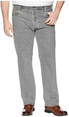 Levi's Big & Tall Big Tall 501(r) Original (Dark Stonewash) Men's Jeans