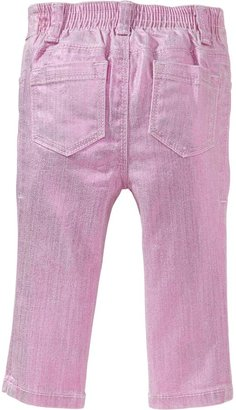 Old Navy Sparkle Skinny Jeans for Baby
