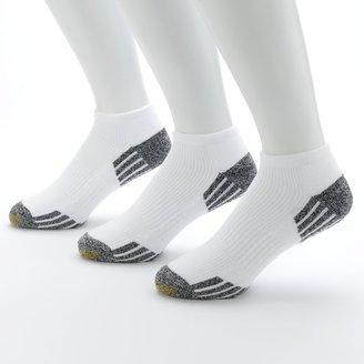 Gold Toe Men's GOLDTOE 3-pk. G Tec Outlast No-Show Athletic Socks