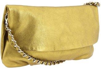 Elie Tahari Emory Handbag (Golden) - Bags and Luggage