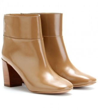 Chloé STACEY BOXCALF ANKLE BOOTS